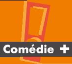 Comedie+ logo